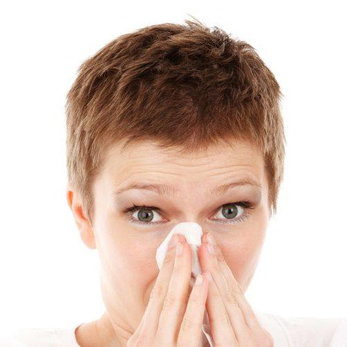Metoda TMB - ćwiczenia oddechowe - odblokowanie nosa.
