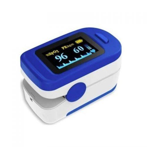 Diagnoza stanu zdrowia - Oxygen Advantage - tlenowa przewaga w sporcie - pulsoksymetr.