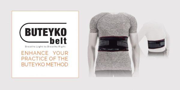 Oddechowy Pas Treningowy - Buteyko Belt